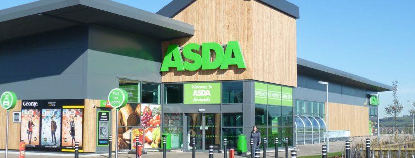 Case Study Help - ASDA Super Market